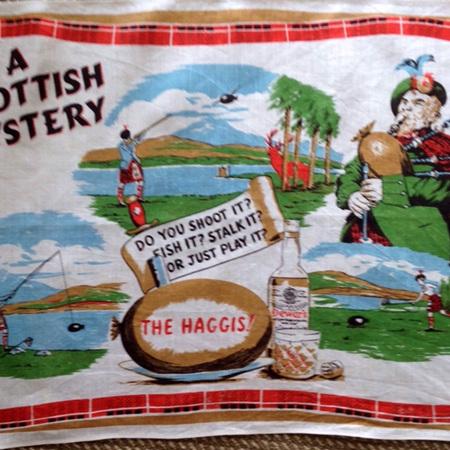 A Scottish Mystery - The Haggis