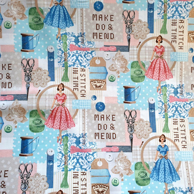 A Stitch in Time - Make Do and Mend
