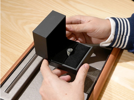 A Tribute to His Ancestors: Custom Signet Ring