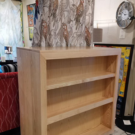 A TV Cabinet with TV Lifter