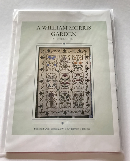 A William Morris Garden Quilt Pattern