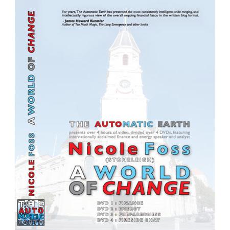 A World of Change DVD