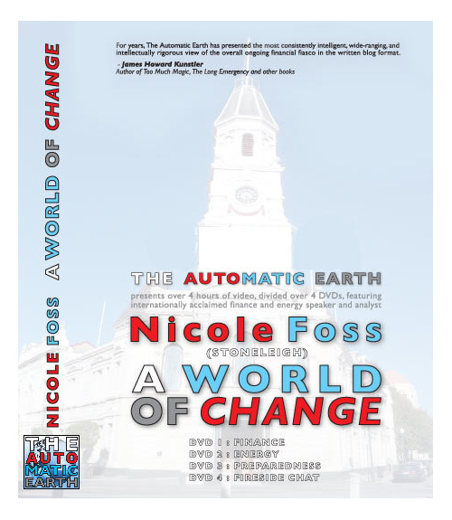 A World of Change DVD