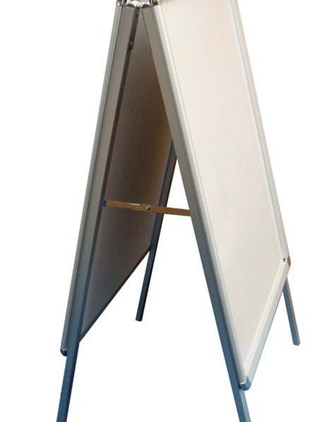 A1 A Frame Floor Stand Double Sided