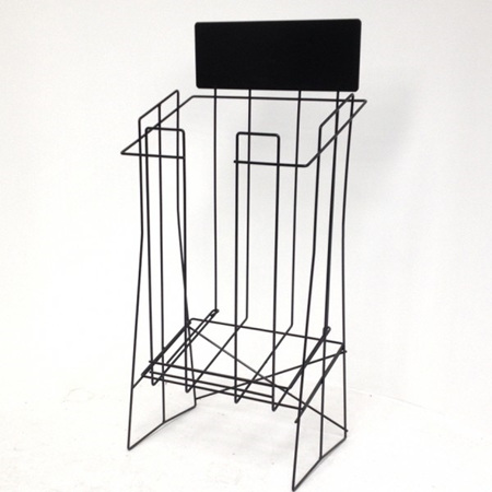 A3 Wire Stand Extra Deep Landscape (Newspaper)