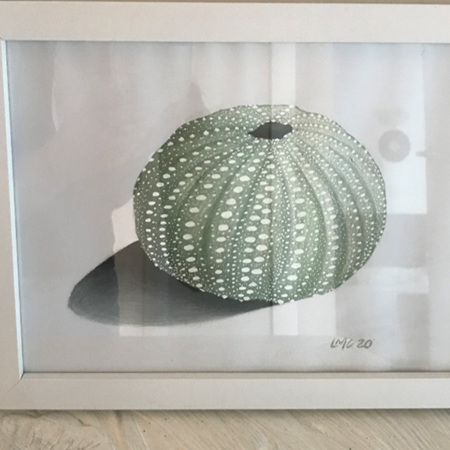 A4 Kina Prints #2 - Framed