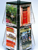 A4 x 8  Stand Tall revolving