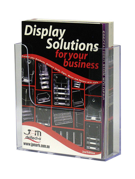 A5 Single Brochure Pocket Wall Mounted - 39113