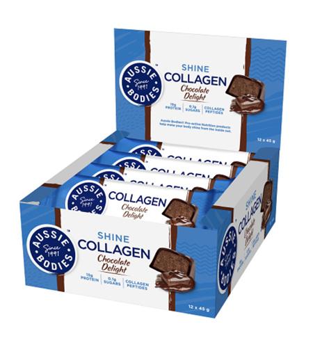 AB Collagen Chocolate Delight 45g