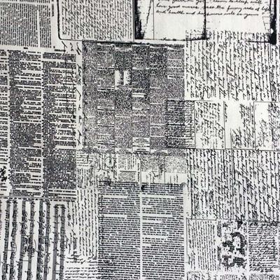 Abbie - Newsprint