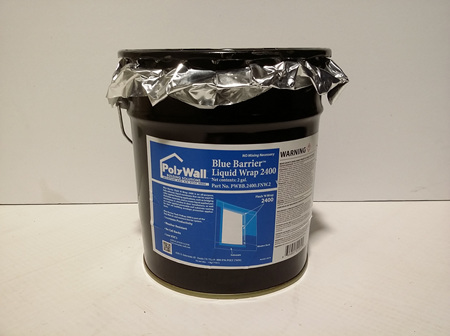 ABEP Blue Barrier Liquid Flashing RG 2400 7.57 litre pail