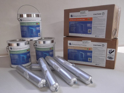 ABEP Blue Barrier Flash 'N' Wrap RG 2400 4 litre pail