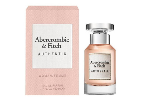 Abercrombie & Fitch Authentic Woman 50ml EDP