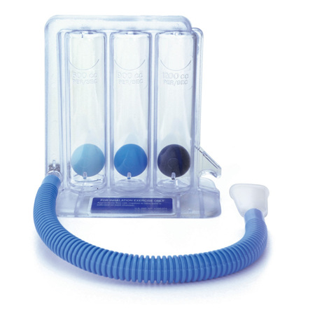 ABLE TRIFLOW BREATHING EXCERCISER