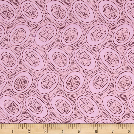 Aboriginal Dot Lilac
