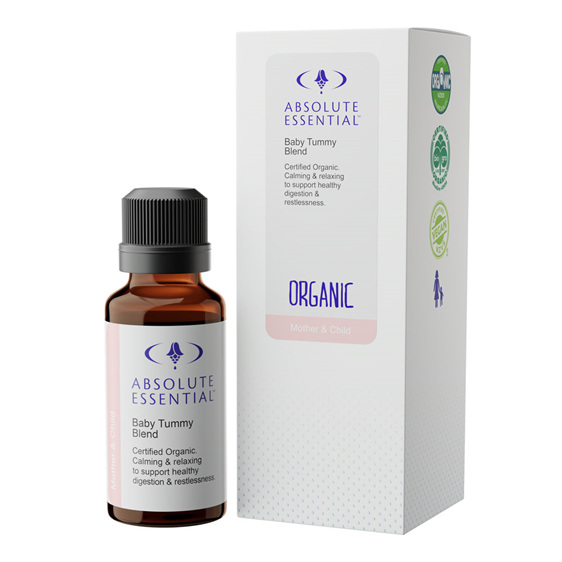 Absolute Essential Baby Tummy Blend 25Ml