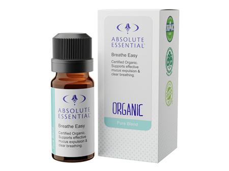 Absolute Essential Breathe Easy 10Ml