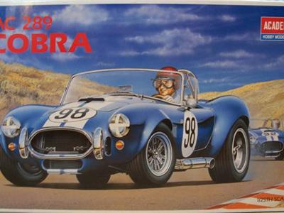Academy AC 289 Cobra