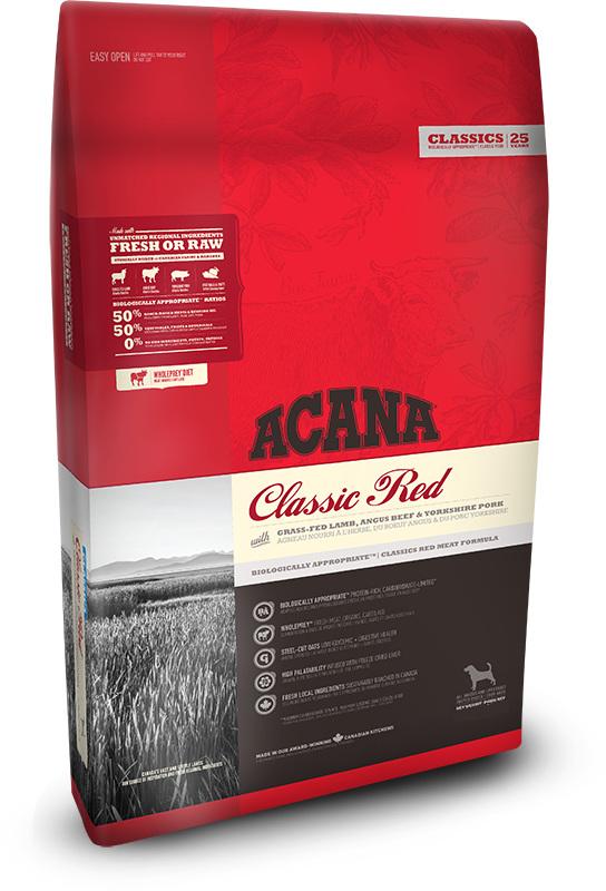 Acana Dog Classic Red