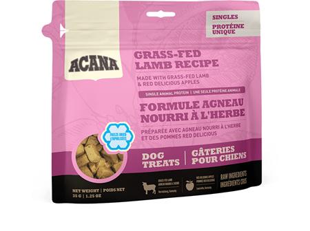 Acana Dog Treat Grass-Fed Lamb