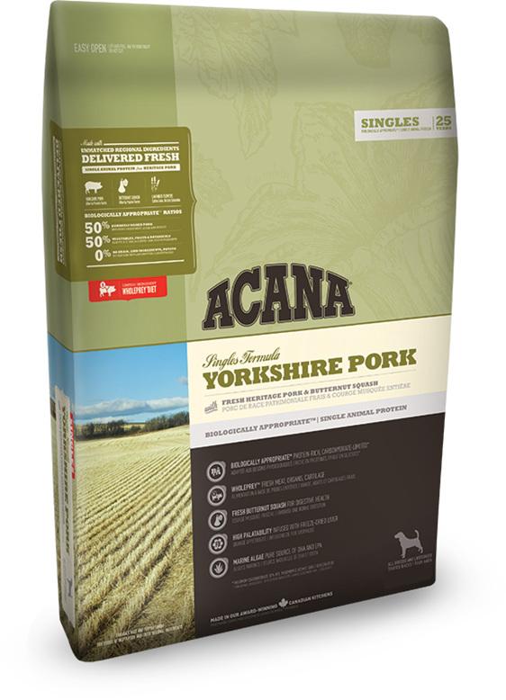 Acana Dog Yorkshire Pork