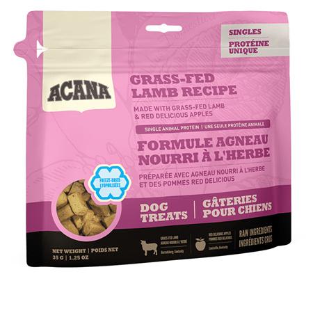 Acana Single-source Dog Treats 35g