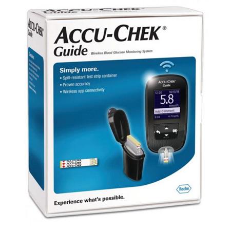 Accu-Chek Guide Blood Glucose Monitor