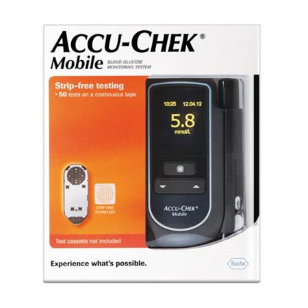 Accu-Chek Mobile Blood Glucose Monitor