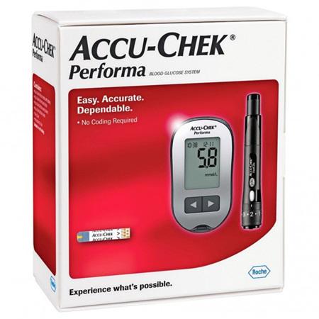 Accu-Chek Performa Blood Glucose Monitor