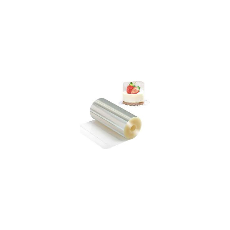 "Acetate Cake Collar Band 4.5"" width"