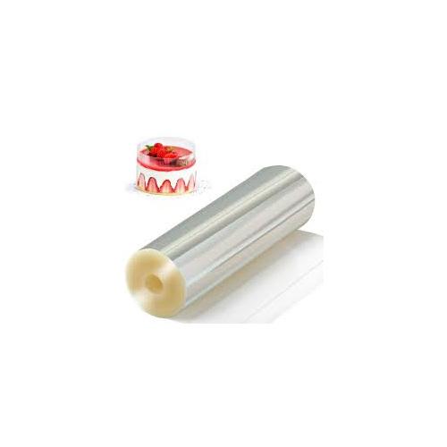 "Acetate Cake Collar Band 6.5"" width"