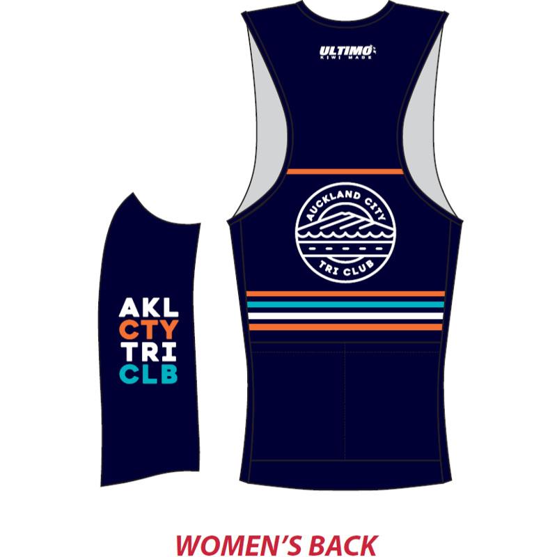 Women's back