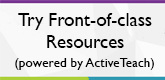 ActiveLearn Digital Services - Try Front-of-class Resources