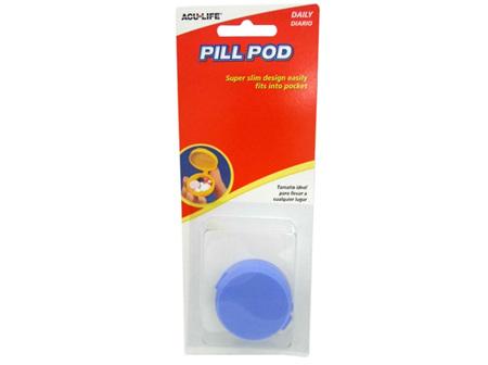 Acu-Life Round Pill Pod