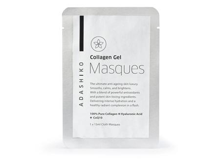 ADASHIKO Collagen Gel Masque Singles