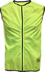 Add a fluoro packable windvest