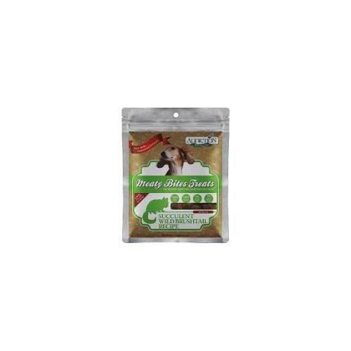 Addiction Meaty Bites Dog Treats - Brushtail Possum