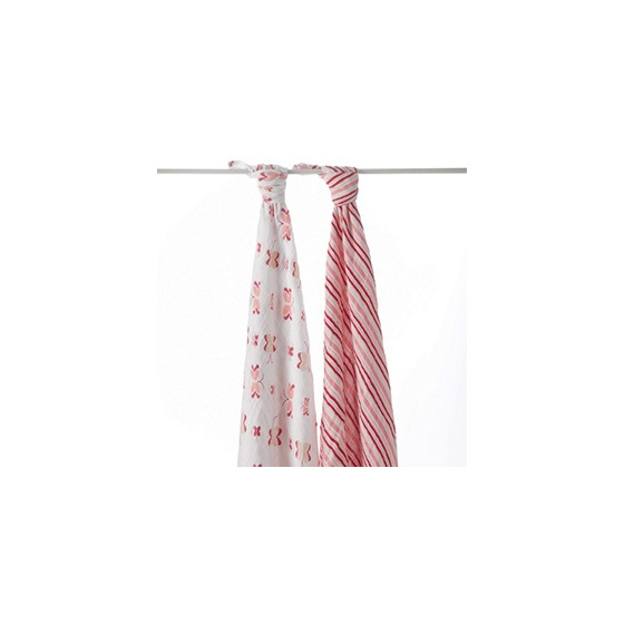 aden and anais swaddle two pack on sale now -  Princess Posie