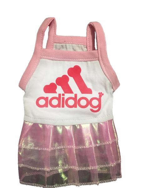 Adidog Pink Tutu