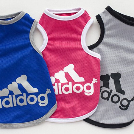 Adidog Singlet
