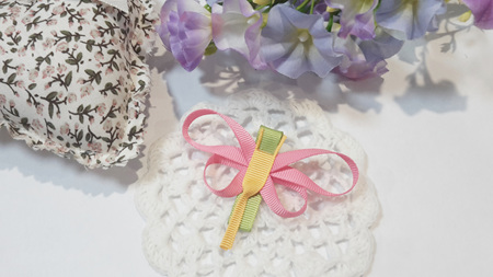 Adorable Butterfly Hair Clip