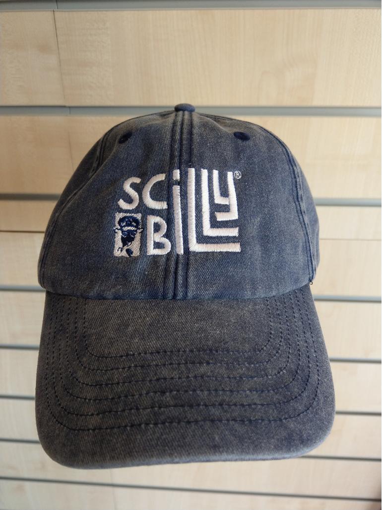 Adult Baseball Cap - Vintage Denim