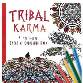 Adult Colouring Books, 4 titles available pick one