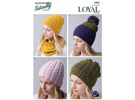 Adult Hat Patterns