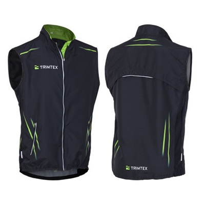 Advance Vest Black/Lime