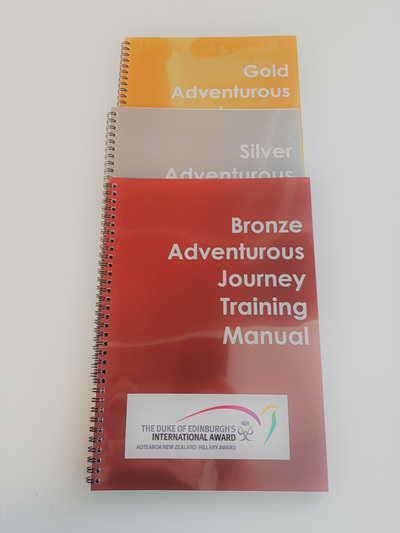 Adventurous Journey Training Manual
