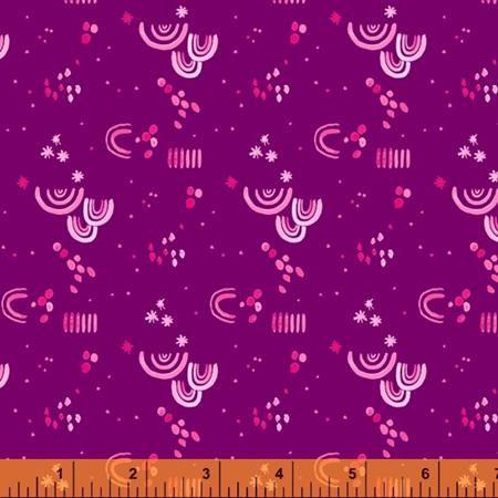 Aerial Embellishment Purple 52184-15