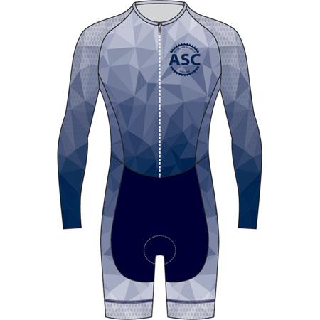 AERO Speedsuit Long Sleeve - Auckland Schools Cycling