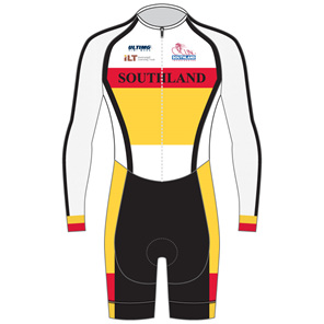 AERO Speedsuit Long Sleeve - Cycling Southland