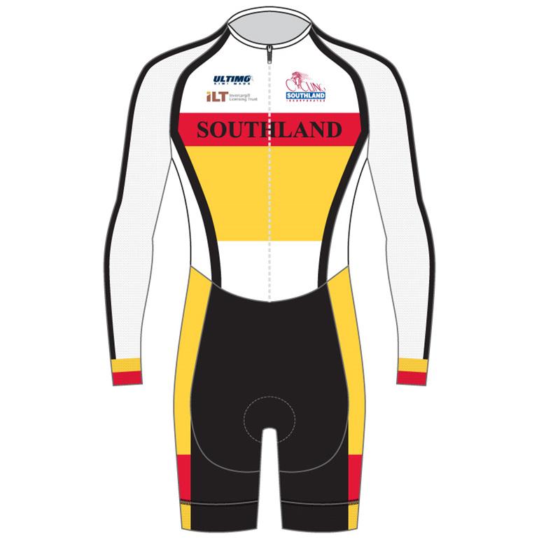 AERO Speedsuit Long Sleeve - Cycling Southland